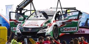 Kolumne zur Honda-Entscheidung: GAU f�r die WTCC