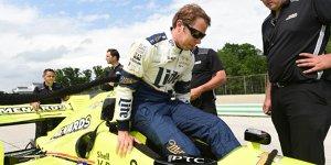 NASCAR-Pilot Brad Keselowski steigt ins IndyCar