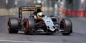 Formel-1-Technik Baku: Warum Force India so stark war