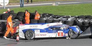 Fotostrecke: Die Toyota-Dramen bei den 24h Le Mans