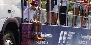 Lewis Hamilton: Was einmal auf seinem Grabstein stehen soll