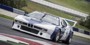 BMW Procar-Serie feiert mit Verstappen und Lauda Comeback