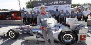Pole-Position f�r Will Power in Elkhart Lake