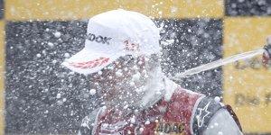 DTM Norisring 2016: Die Audi-Stimmen zum Sonntagsrennen