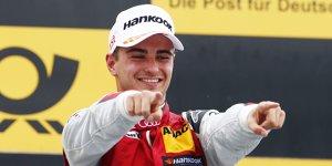 "Norisring-Sieger Nico M�ller: ""Will regelm��ig vorne k�mpfen"""