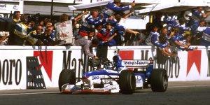 1997: Ein Ungarn-Grand-Prix f�r die Ewigkeit