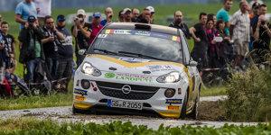 Junior-ERC: Opel verbessert Titelchancen in Estland