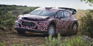 WRC 2017: Bremsen die Reifen die neuen Autos ein?