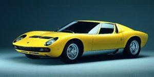 Historie und Histörchen (13): Lamborghini Miura auf dem Hochhausdach