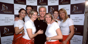Ein Drink mit Eddie Irvine: Party machen mit James Hunt