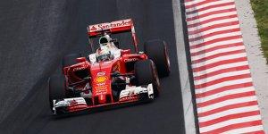"""Vettel-�rger: """"Schlafender Button"""" vermasselt Top-3-Ergebnis"""