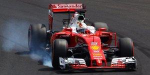Sebastian Vettel: Ungarn-Sieg ist 16 Meter weiter weg als 2015