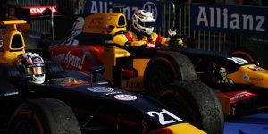 GP2 Ungarn: Wieder Doppelerfolg f�r Prema