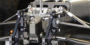 Formel-1-Technik: Mercedes entwickelt weiter unter Hochdruck