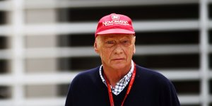 Niki Lauda: Funkregeln bei Strategiemeeting auf Tagesordnung