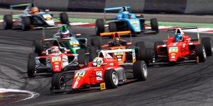 Formel 4 Spielberg: �sterreicher-Sieg und Schumacher-Podest