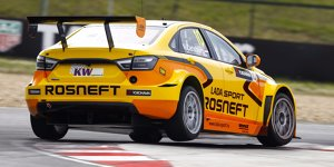 Lada nutzt WTCC-Sommerpause zum Test in Spanien