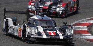 Webber: H�here Temperaturen Schl�ssel zum Porsche-Sieg