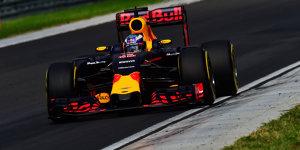 Red Bull r�umt ein: Mercedes ist enteilt, aber 2017 f�llig