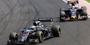 McLaren Aufw�rtstrend: Momentaufnahme oder mehr?