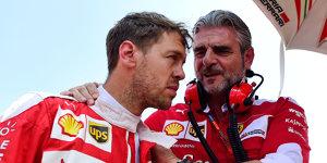 Ferrari nach Ungarn: Trotz Pleite noch deutlich vor Red Bull
