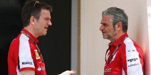 Ferrari: Arrivabene lacht �ber Ger�chte um James Allison