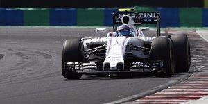 Williams-Team vor Hockenheim: Weg aus der Krise?