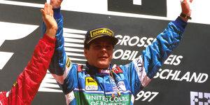 1997: Ein Deutschland-Grand-Prix f�r die Ewigkeit