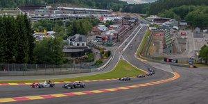 Formel-3-EM: Herausfordernde Achterbahnfahrt in Spa