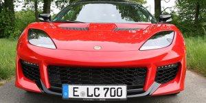 Lotus Evora 400: Porsche auf Britisch
