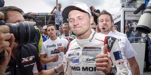 Marc Lieb: War in Le Mans auf dem H�hepunkt