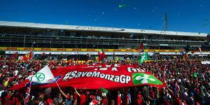 Medien: Italien-Grand-Prix bis 2020 in Monza gesichert