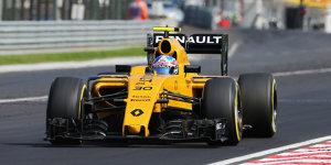 Renault mit Mut nach Hockenheim: Ungarn kein Ausrutscher