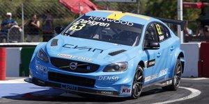 WTCC-Gewichte Argentinien: Volvo weiter ohne Ballast