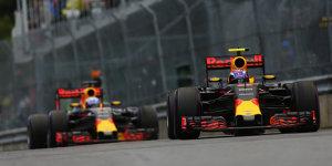 Oma-Funkspruch: Ricciardo f�hlt sich nicht angegriffen