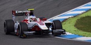 GP2 Hockenheim: Sirotkin schnapp Gasly die Pole weg