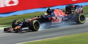Toro Rosso: PS-Defizit auch in Hockenheim gr��te Bremse