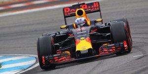 Red Bull in Reihe zwei: Angriff auf Mercedes geplant