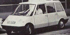 Autonova fam: Die Geschichte von Deutschlands ersten Van