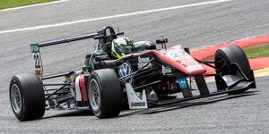 Formel-3-Masters 2016: Joel Eriksson gewinnt Qualirennen
