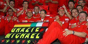 Formel-1-Pfarrer: Michael Schumacher ist noch immer ein Held