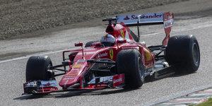Pirelli: Formel-1-Autos 2017 wie auf Schienen?