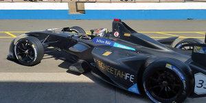 Erster Einsatz: Techeetah setzt auf Renault-Power