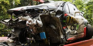 Nach Lefebvre-Crash: Panzerplatte auf dem Pr�fstein