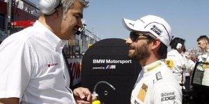 Wie im Radsport? Audi-DTM-Leiter Gass verteidigt Stallregie