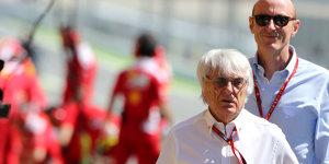 Medientycoon John Malone angeblich vor Formel-1-�bernahme
