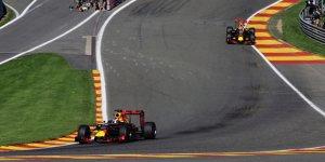 Red Bull versichert: Bei uns gibt es keine Stallorder