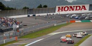 WTCC Japan: Eine Runde in Motegi mit Rob Huff