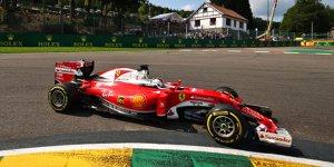 Spa macht Hoffnung: Ferrari beim Heimspiel vorne dabei?