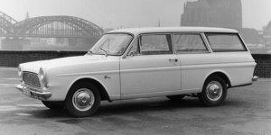Ford Taunus 12 M & BMW 700: Ford wollte kleiner, BMW größer